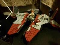 Various Starwars sets