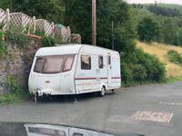Coachman Amara 4 berth caravan