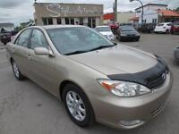 2002 Toyota Camry XLE CUIR TOIT MAGS