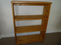 Ikea wooden bookcase only £12