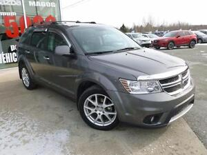 2013 Dodge Journey 42000KM R/T V6 4X4 CUIR TOIT OUVRANT AUTOMATI