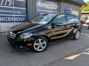 2013 Mercedes-Benz B-Class B250 + Cuir + Bluetooth