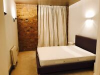 Very spacious double ensuite room in a two bed flat