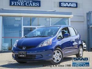2013 Honda FIT Automatic & A/C
