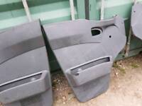 Iveco Daily inner door trim