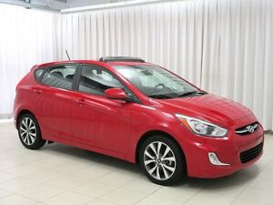 2017 Hyundai Accent 5DR HATCH W/ HEATED SEATS, CRUISE CONTROL AN