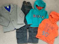 Baker by Ted Baker Boys bundle of clothes 12-18m/18-24m