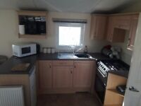 3 bedroom caravan for rent in hayling island