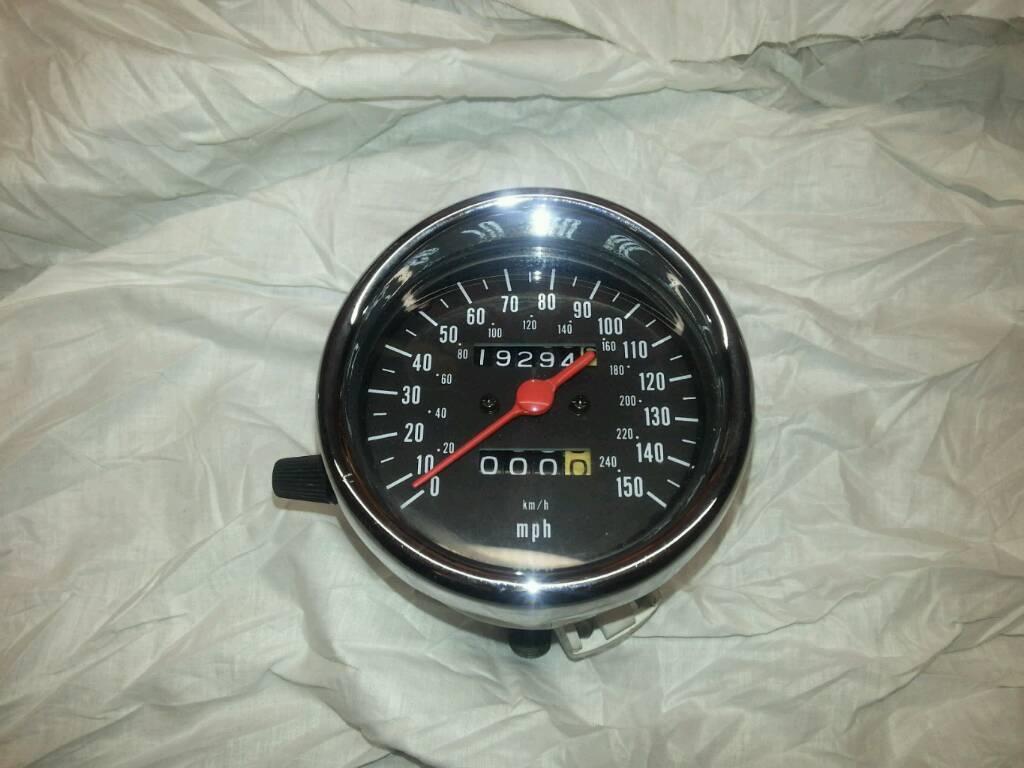 Bandit mk1 600 speedo