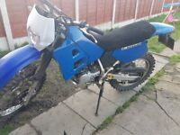 1988 dtr 125 has a fresh mot on from today 19/4/2018