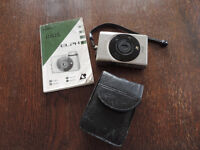 A Vintage Canon IXUS ELPH -1990's APS Retro Compact Point & Shoot Film Camera