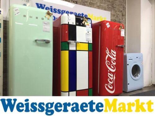 Retro Kühlschrank Von Smeg : ♢️weissgeraetemarkt smeg z.b. fab28 retro ab 649u20ac b ware♢ in