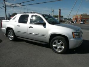 2013 Chevrolet Avalanche LTZ Black Diamond awd
