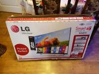 LG SMART TV. SPARES OR REPAIRS.