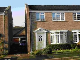 A 3 bedroom house very close to Guildford Station and Surrey University