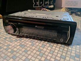 Panasonic DEH-X3500UI Car Stereo Head Unit with Detachable Fascia and USB Port
