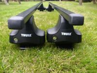 Thule Roof Bars and Fittings for Ford C-Max