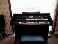 Roland atelier at45 organ
