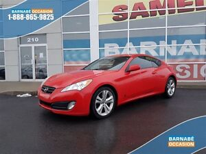 2010 Hyundai Genesis Coupe 2.0T COUPE **TURBO** CUIR, TOIT, MAGS