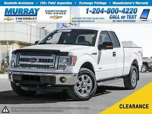 2014 Ford F-150 *Rear View Camera, Climate Control*