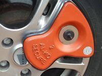 Al-Ko Security Wheel lock