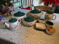 Collection of Wheatsheaf Denby China