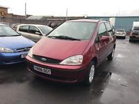 FORD GALAXY 1.9 TDI ZETEC 7 SEATER