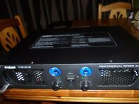 Prosound 1000 Professional Amplifier used but in good condition