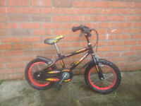 """Boys Xtreme bike (14"""")"""