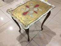 Lovely Small Table For Sale