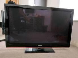 "Samsung 50"" HD plasma faulty"