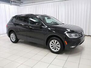 2018 Volkswagen Tiguan HURRY!! DON'T MISS OUT!! TSI 4MOTION AWD