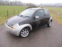 Ford KA ZETEC CLIMATE 2008 ONLY 51,000 MILES FSH £1,675 FULL MOT