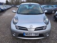 Nissan Micra 1.6 16v Sport 5dr, SERVICE HISTORY. HPI CLEAR. GOOD CONDITION. P/X WELCOME