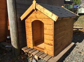 NEW assembled Dog Kennel (805 x 1150 x 1175)