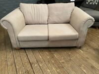 MARKS & SPENCERS FABRIC SOFA IN GOOD CONDITION CAN DELIVER