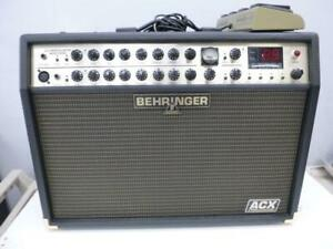 Behringer Ultraacoustic ACX1000 Amplifier - We Buy and Sell Guitar Amps at Cash Pawn - 117888 - MH322405