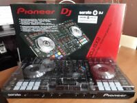 Mint Condition Pioneer DDJ SX2 With Decksaver