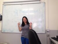 professional Chinese Mandarin teacher/ tutor for private one on one lesson or group lesson