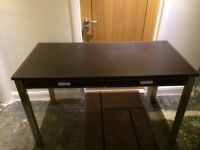 Desk. From John Lewis. Have a matching pedestal also if interested £20