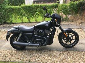 Harley-Davidson STREET XG 750 16MY