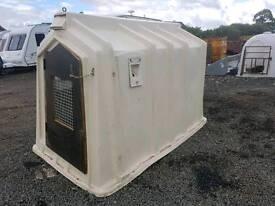 6x3 calf rehearing shelter hutch or pig ark tractor farm livestock