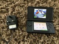 Nintendo Ds lite console and charger