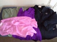 FREE to collect. ladies Coat and Tops. Plus Size