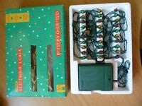 Pifco 'Vintage' Electronic Lights Battery Operated