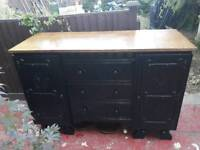 OAK SIDEBOARD FOR SALE FREE DELIVERY LOCAL