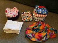 Re useable nappies