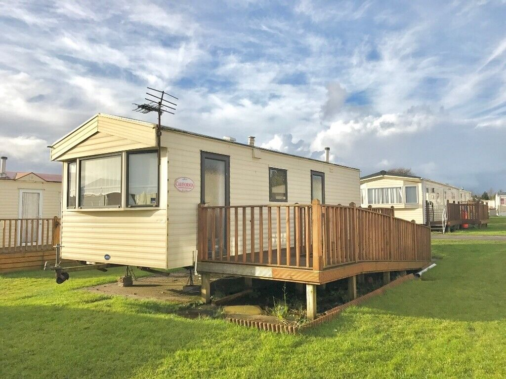 CHEAP STATIC CARAVAN FOR SALE IN AYRSHIRE NEAR GLASGOW, NO AGE LIMIT, 11  MONTH SITE, LOW SITE FEES | in Troon, South Ayrshire | Gumtree