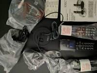 iDect X1i, black digitial cordless phone