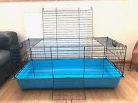 Rabbit bunny cage